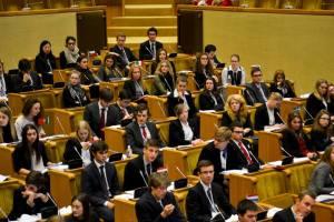 MEP students in Vilnius